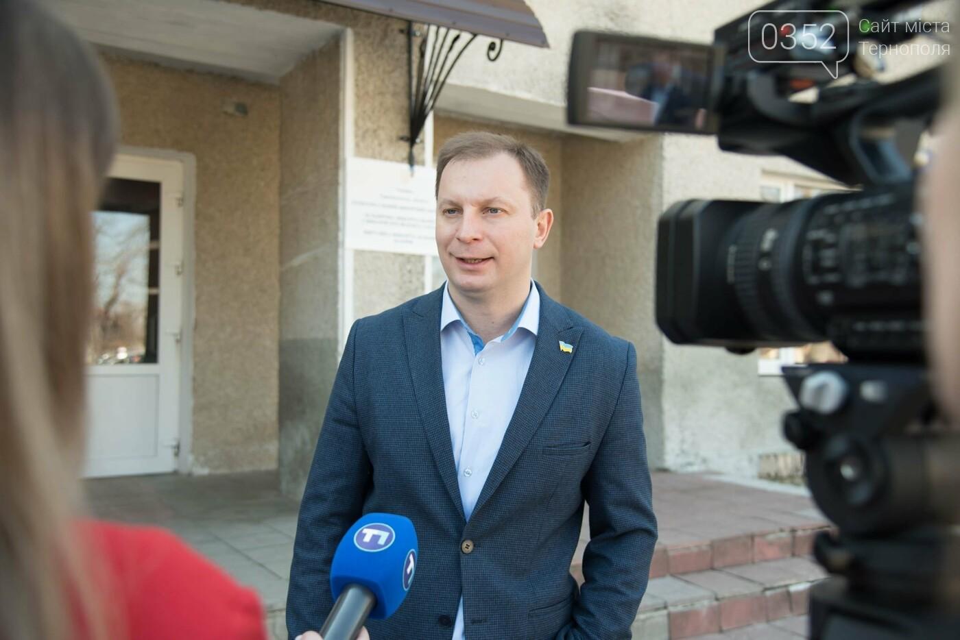 Голова ТОДА Степан Барнапроголосував на президентських виборах (фото), фото-1
