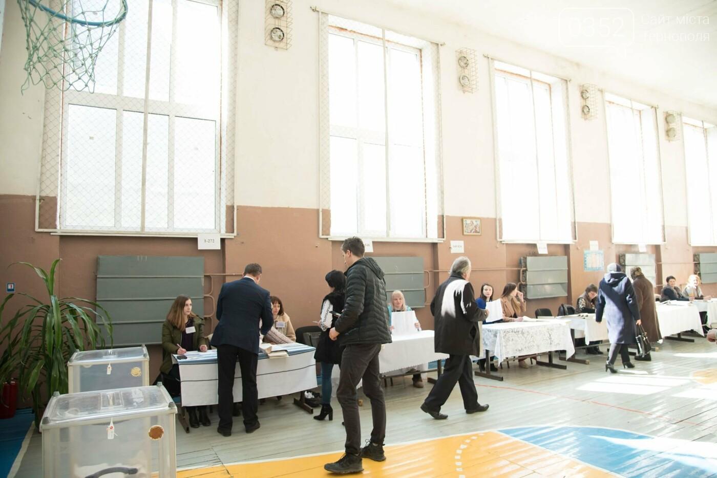 Голова ТОДА Степан Барнапроголосував на президентських виборах (фото), фото-2