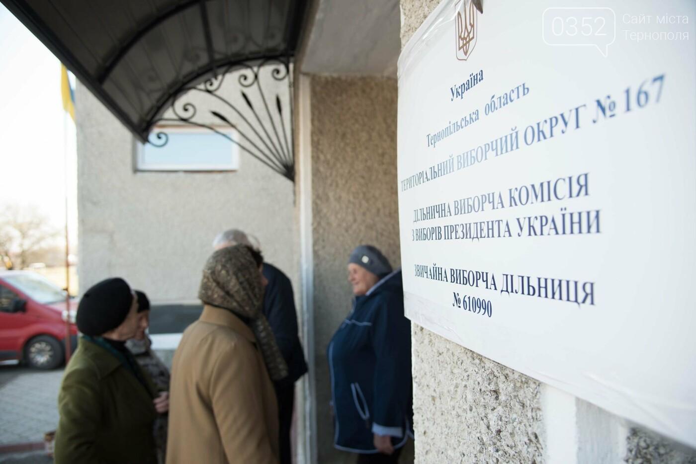 Голова ТОДА Степан Барнапроголосував на президентських виборах (фото), фото-3