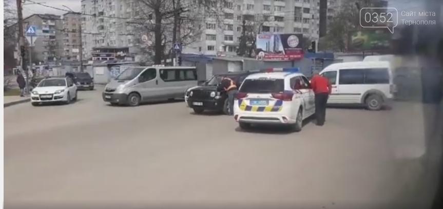 """""""Затор на 40 хвилин"""": в Тернополі на """"Сонячному"""" ДТП (Фото), фото-1"""