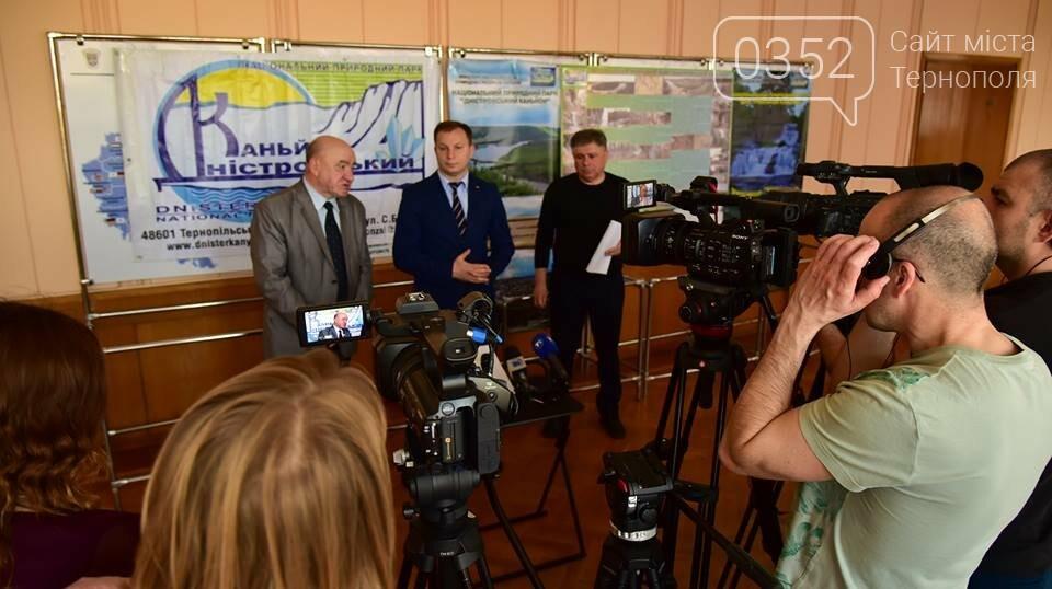 Степан Барна про розширення меж національного парку «Дністровський каньйон»: Це добрий крок, що дасть результат для всієї області (відео), фото-1