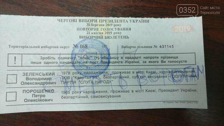 Як українці псували бюлетені у другому турі виборів президента?, фото-1