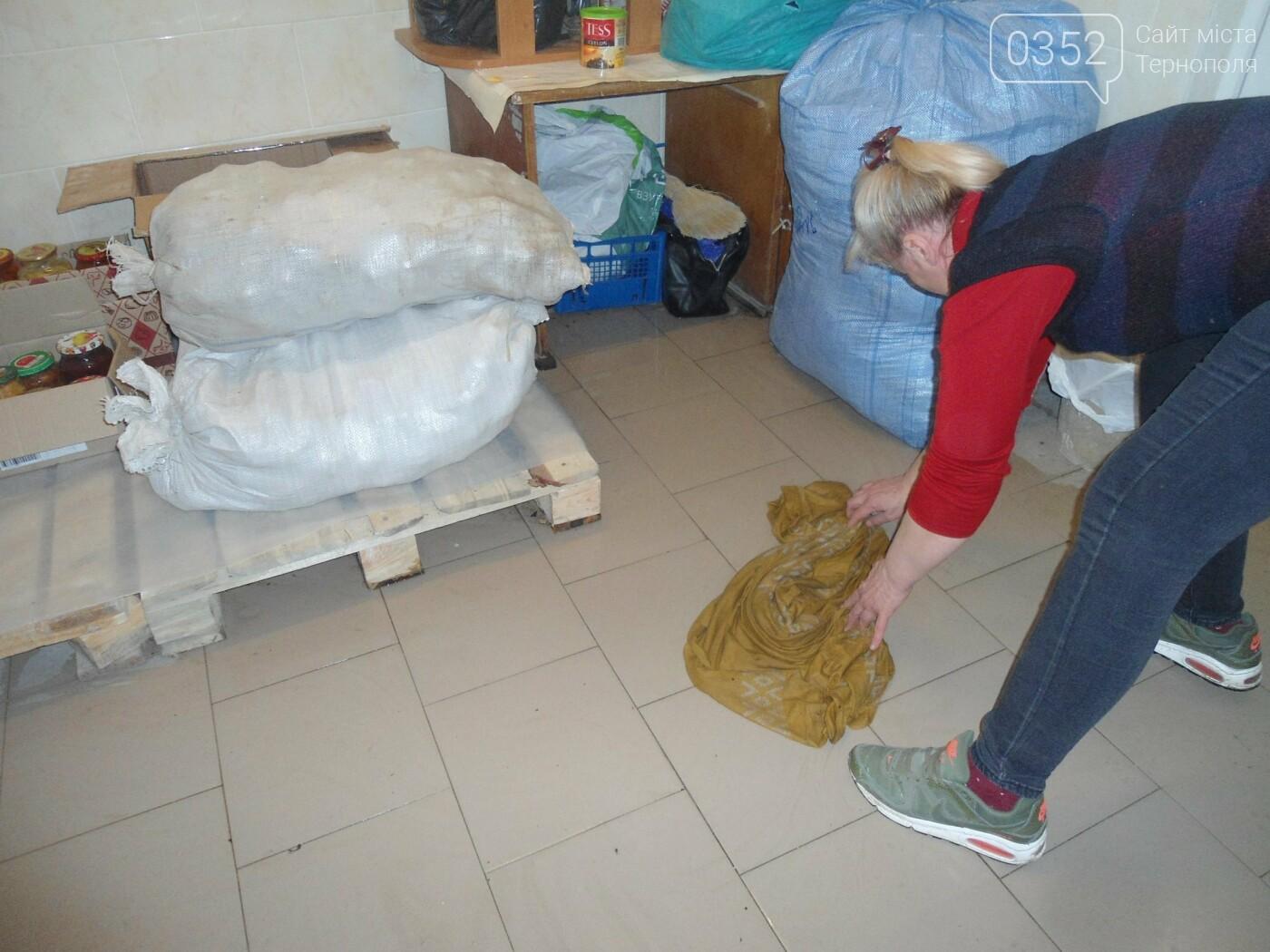 У Тернополі у багатоквартирному будинку постійно прориває каналізацію, затоплюючи підвальні приміщення благодійних організацій (ФОТО, ВІДЕО), фото-4