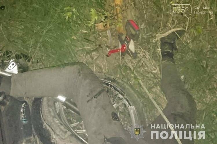 На Тернопільщині дві ДТП за участі мотоциклістів: 21-річний чоловік загинув (Фото), фото-1