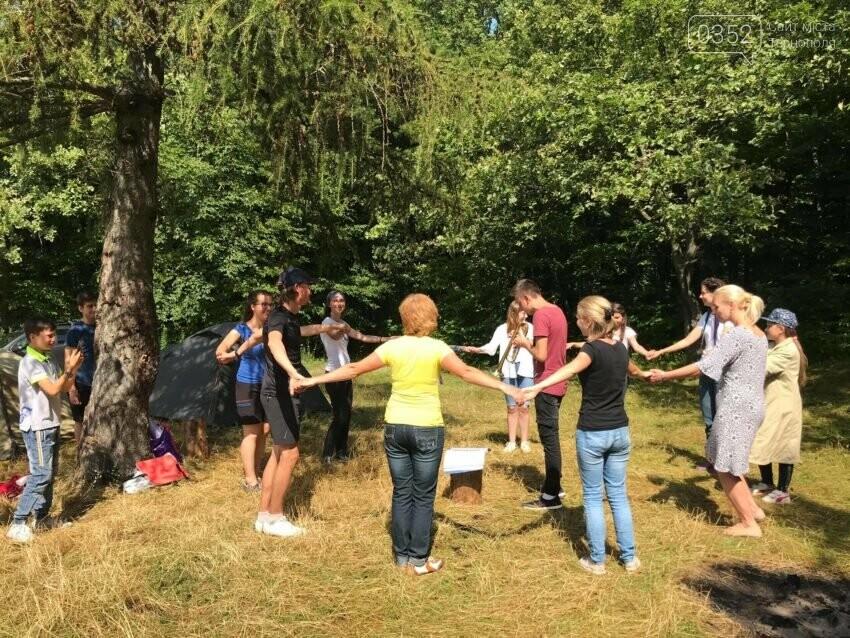 На Тернопільщині для молоді організували екотабір з африканськими равликами (фото), фото-3