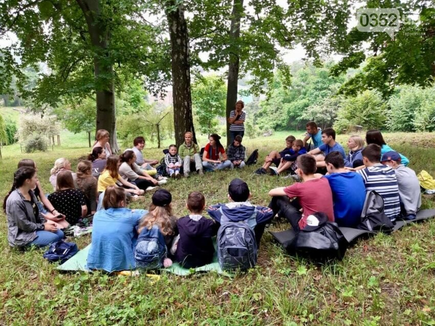 На Тернопільщині для молоді організували екотабір з африканськими равликами (фото), фото-4