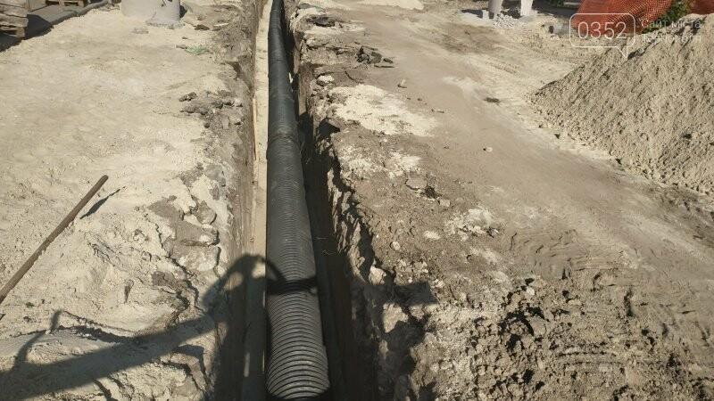 Як просувається ремонт вулиці Чорновола у Тернополі? (фото), фото-3