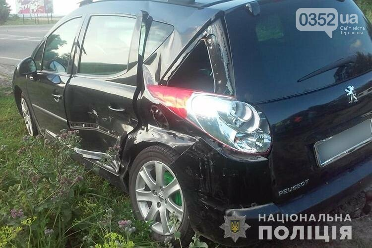 ДТП на Тернопільщині: дві жінки потрапили до лікарні (фото), фото-2
