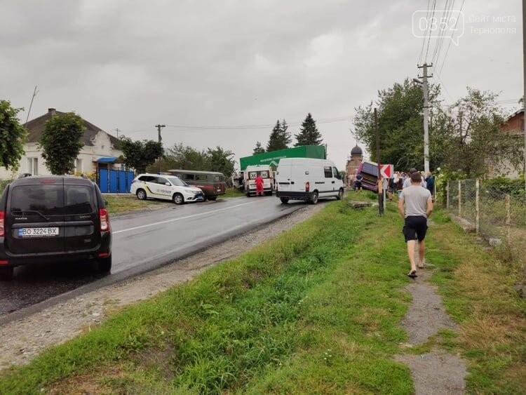 На Тернопільщині рейсовий автобус потрапив в ДТП (фото), фото-14