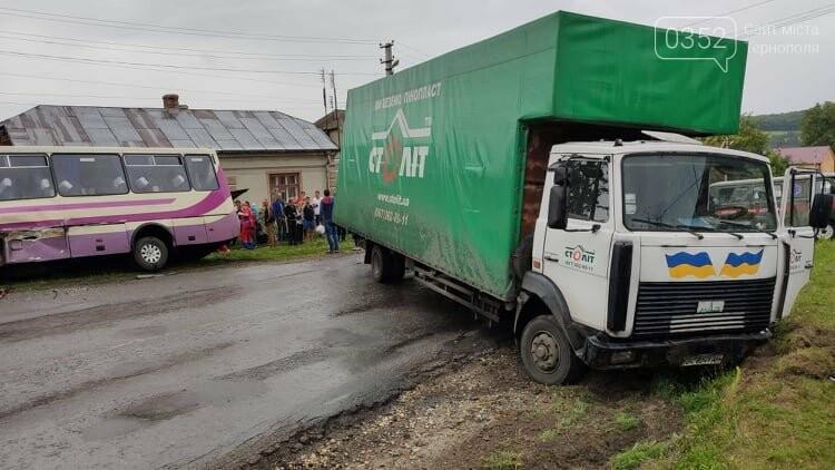 На Тернопільщині рейсовий автобус потрапив в ДТП (фото), фото-15