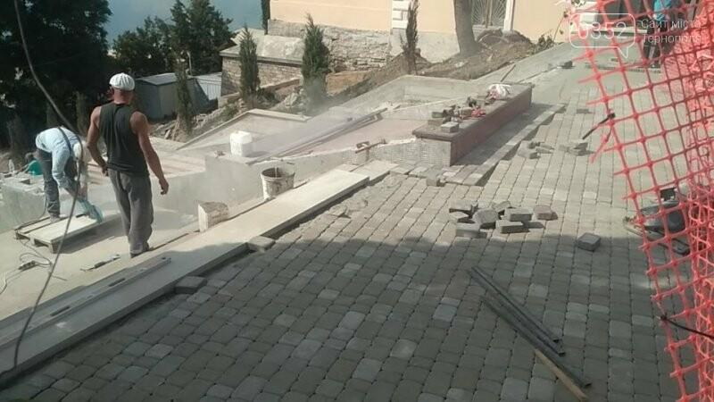 """Як просувається ремонт сходів біля фонтану """"Сходи Гронського""""? (фото), фото-2"""