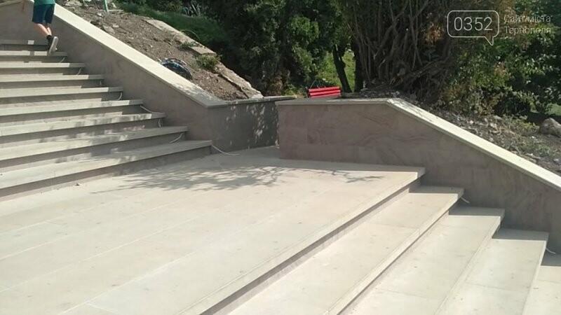 """Як просувається ремонт сходів біля фонтану """"Сходи Гронського""""? (фото), фото-3"""