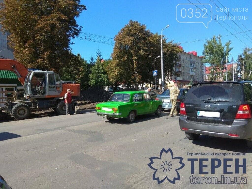 Тернополян попереджають про ДТП на вул.Л.Українки (фото), фото-2