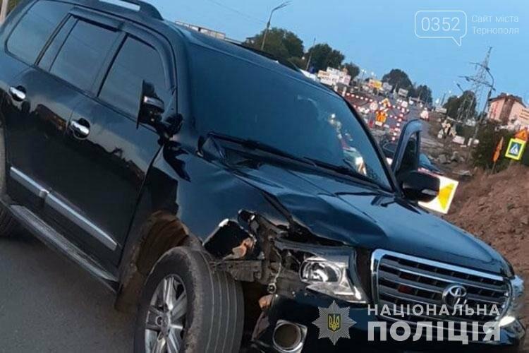 Водій позашляховика смертельно травмував пішохода у Тернополі, фото-1