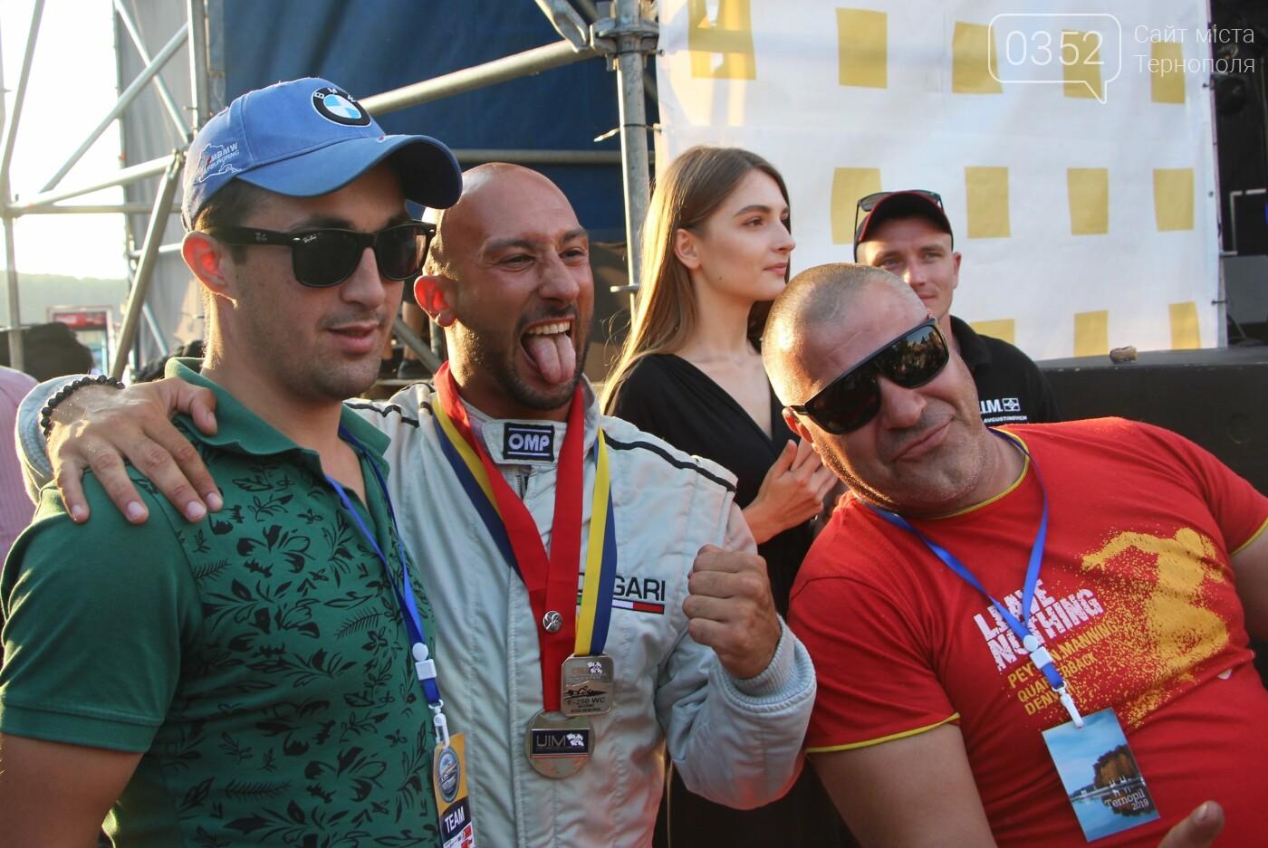 За підтримки Креатор-Буд у Тернополі відбувся Чемпіонат світу з водно-моторного спорту, фото-5