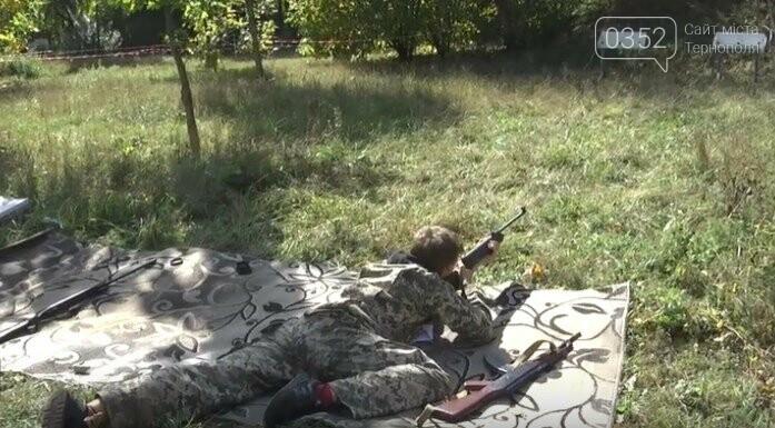 В тернопільському парку стріляли з гвинтівки та метали гранати (ФОТО), фото-5