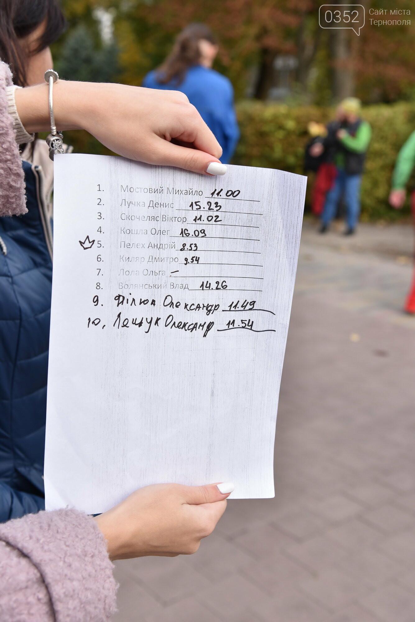 У Тернополі на «Пивній милі», де треба було пити пиво під час бігу, фінішувати вдалося не всім (Фоторепортаж), фото-12