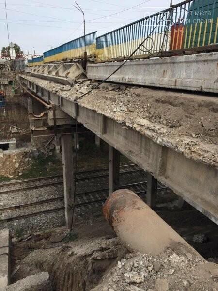 Ремонтні роботи на Гаївському шляхопроводі тривать щоденно (ФОТО), фото-5