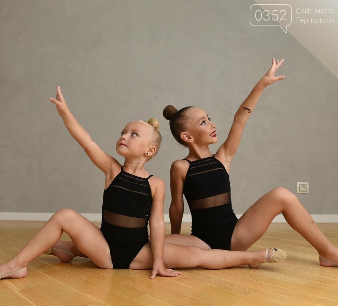У Тернополі відкрили сучасну школу художньої гімнастики «Принцеса», фото-1