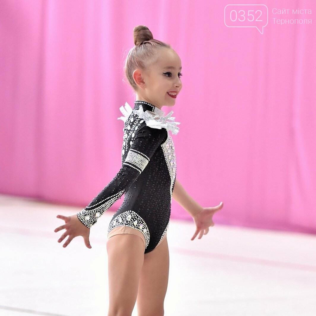 У Тернополі відкрили сучасну школу художньої гімнастики «Принцеса», фото-5
