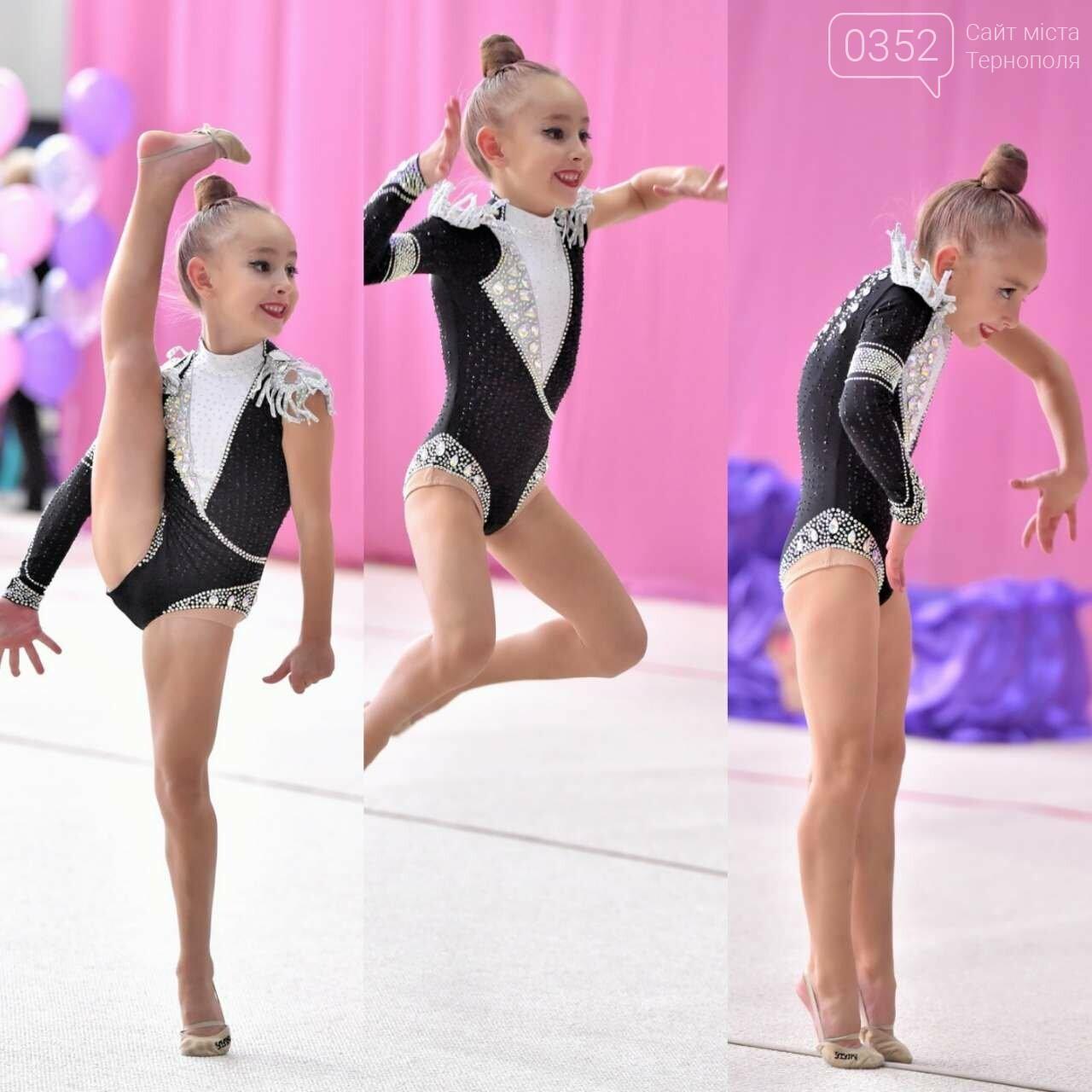 У Тернополі відкрили сучасну школу художньої гімнастики «Принцеса», фото-6