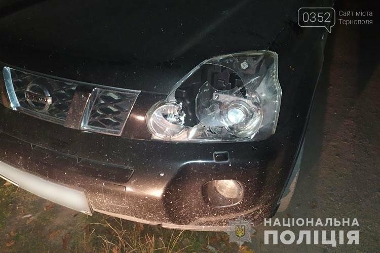 П'яний дебошир у Тернополі потрощив автомобіль сусіда (ФОТО), фото-1