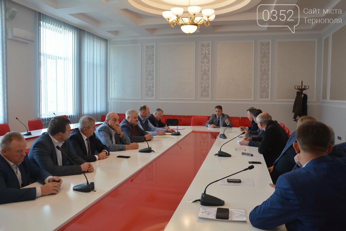 Асоціація «Ради Тернопільщини»: єдиний госпітальний округ та недопущення федералізації держави, фото-1