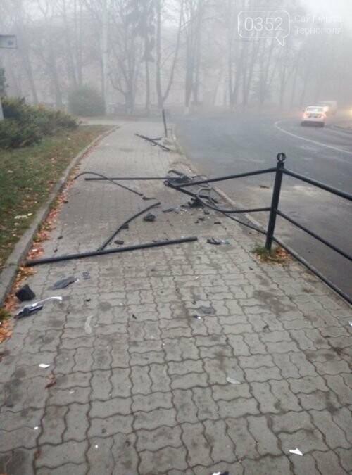 Хто зніс паркан на Замковій у Тернополі? (ФОТО), фото-2