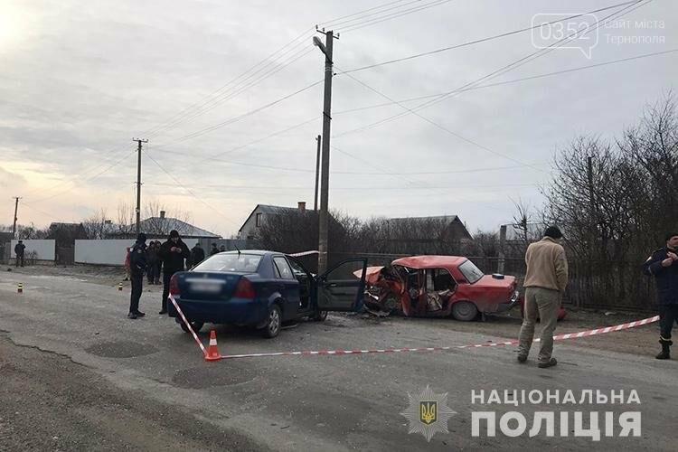 Одна людина загинула, а п'ятеро опинились в лікарні внаслідок ДТП на Тернопільщині (ФОТО), фото-1