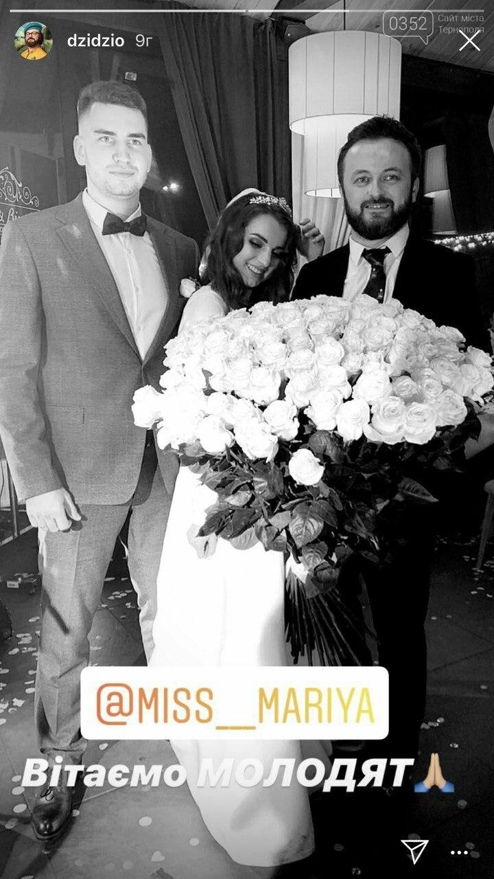 Dzidzio опублікував фото з весілля доньки Кузьми (ФОТО), фото-1