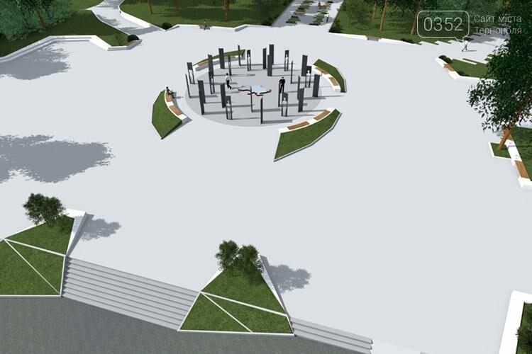Що планують зробити із Старим парком у Тернополі? (ФОТО), фото-1
