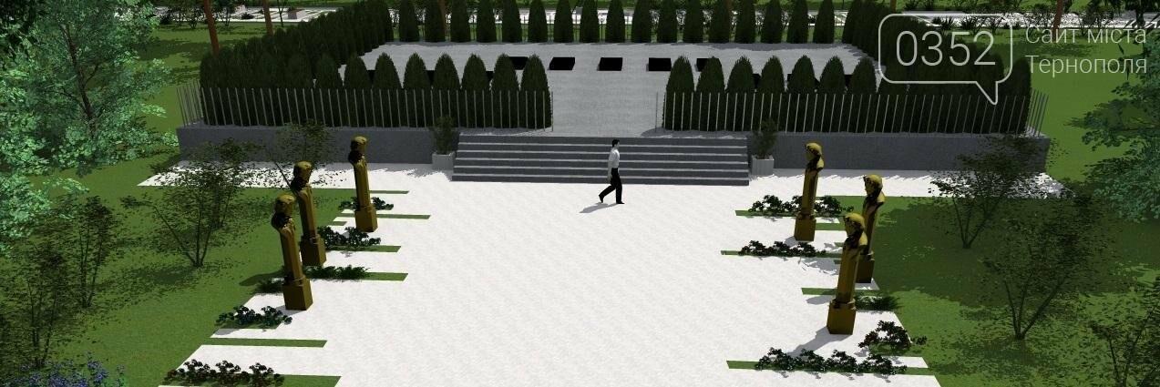 Що планують зробити із Старим парком у Тернополі? (ФОТО), фото-2