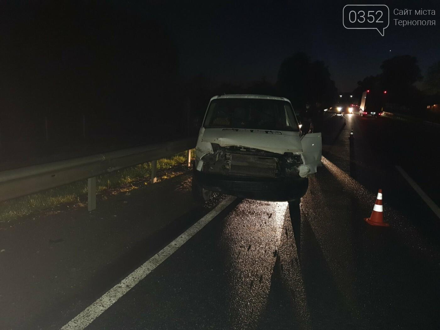 На Тернопільщині два автомобілі  не змогли поділити дорогу (ФОТО), фото-3
