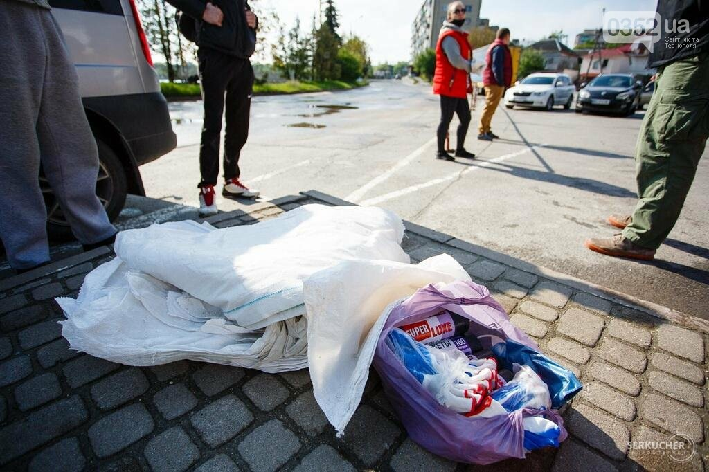 Тернополяни організували толоку навколо Ставу (ФОТО), фото-2