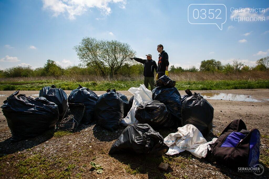 Тернополяни організували толоку навколо Ставу (ФОТО), фото-4