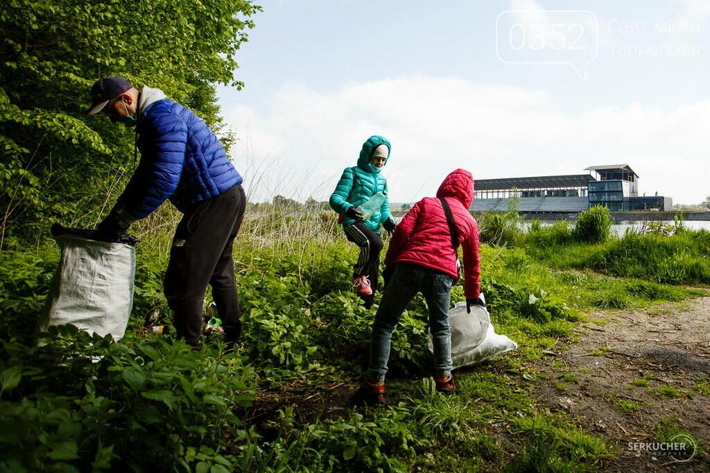 Тернополяни організували толоку навколо Ставу (ФОТО), фото-8