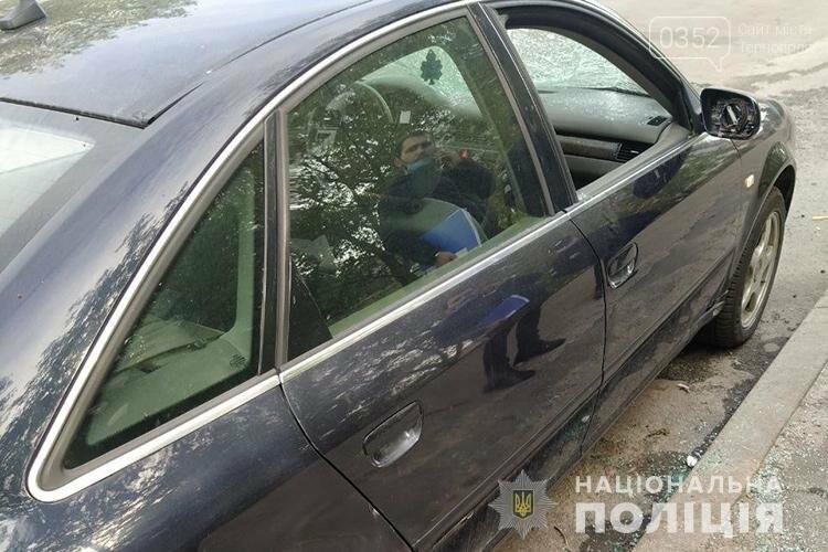 У Тернополі злодій, аби викрасти іномарку, викликав евакуатор (ФОТО), фото-1