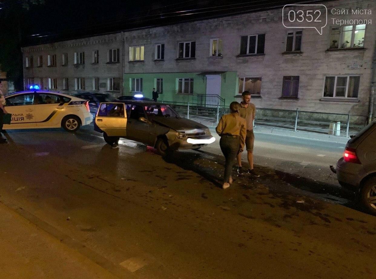 Внаслідок нічної ДТП у Тернополі двоє людей опинилися в лікарні (ФОТО), фото-3