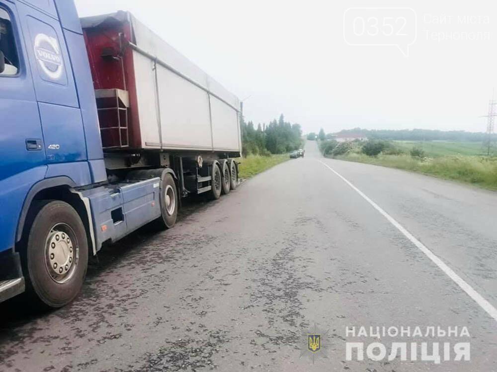 Колесо вантажівки під час руху відірвалося і вбило пішохода (ФОТО), фото-1