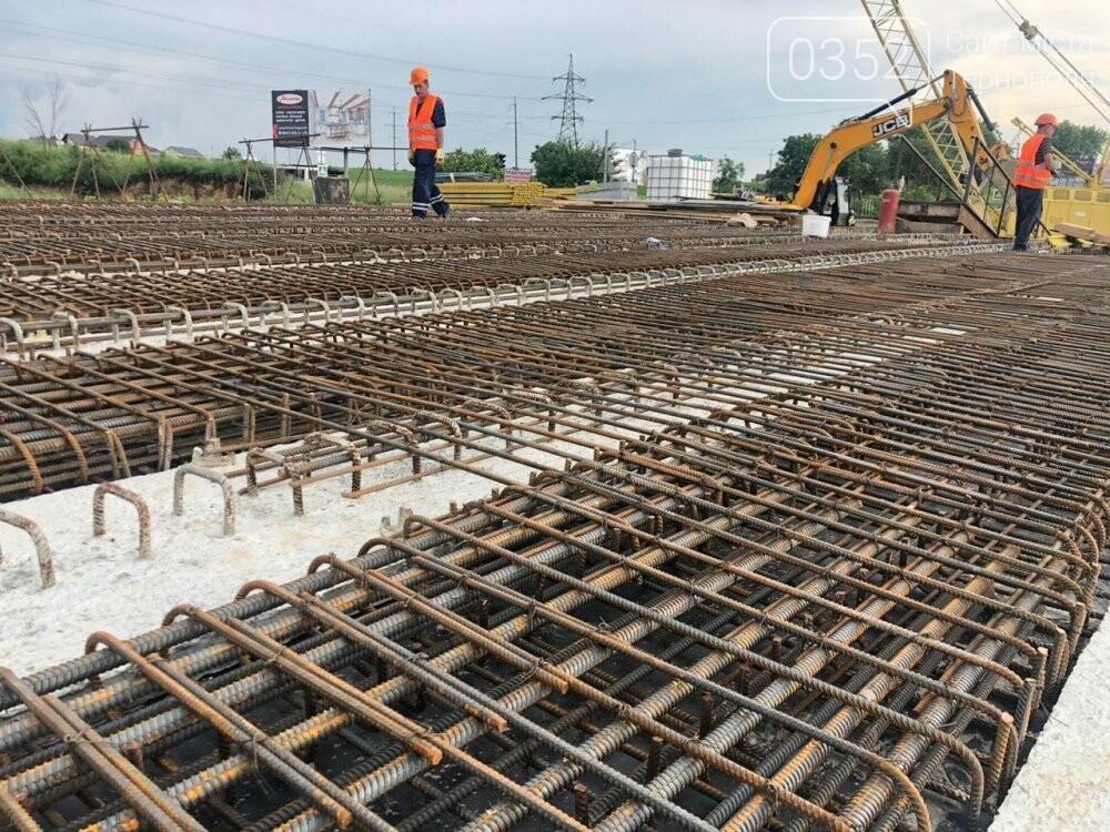 На Гаївському шляхопроводі у Тернополі робочі працюють у дві зміни (ФОТО), фото-2
