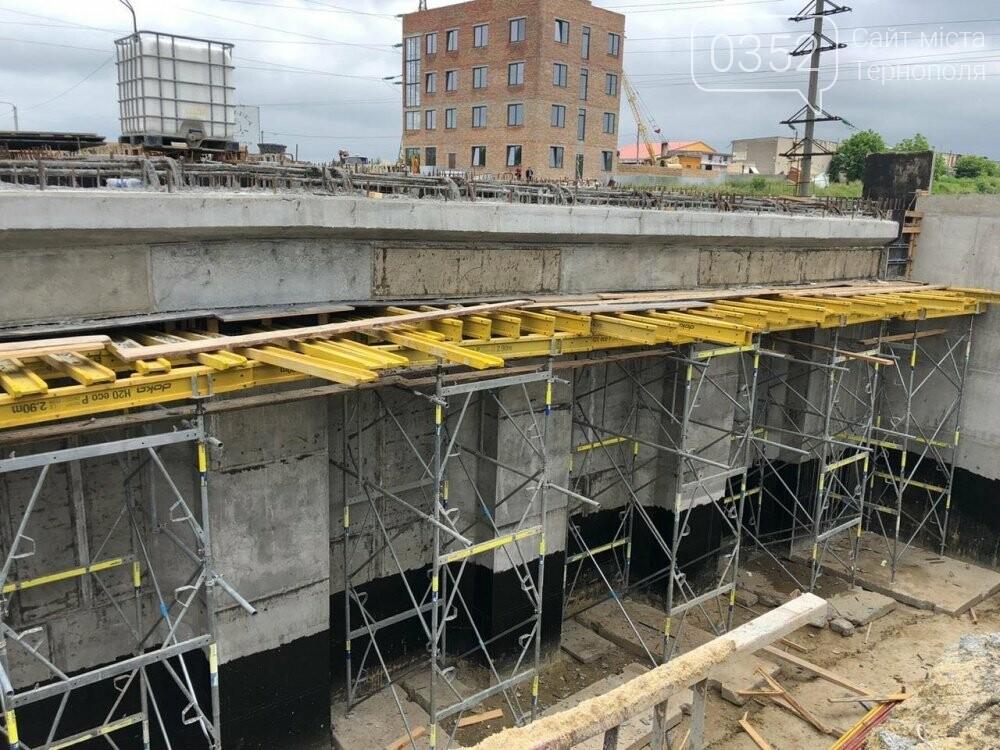 На Гаївському шляхопроводі у Тернополі робочі працюють у дві зміни (ФОТО), фото-5