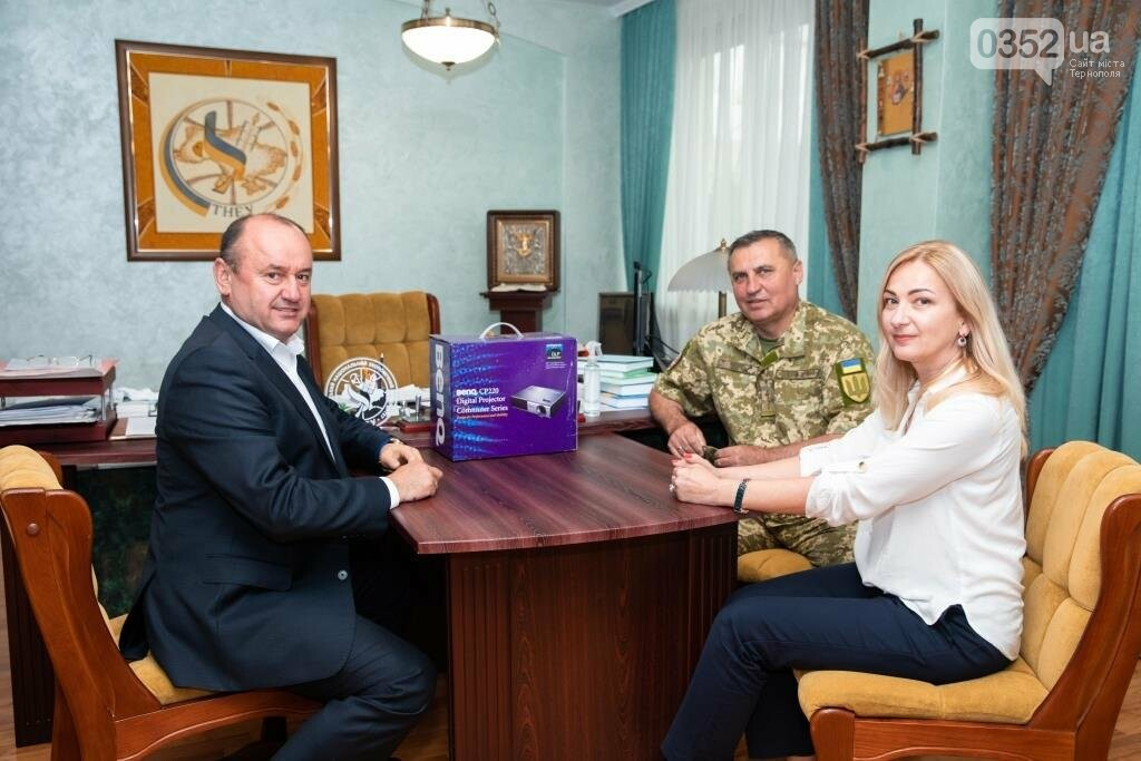 Співпраця з Тернопільським зональним відділом Військової служби правопорядку, фото-1