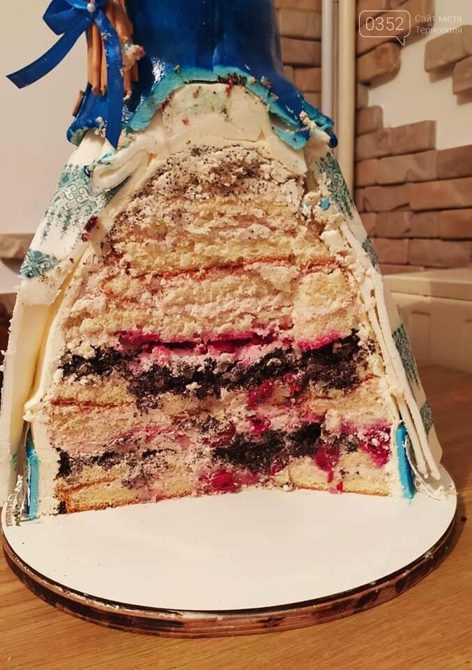 60 яєць і 4 кг цукрової пудри: унікальний торт кондитерки з Тернопільщини здобув гран-прі на міжнародному конкурсі (ФОТО, ВІДЕО), фото-4