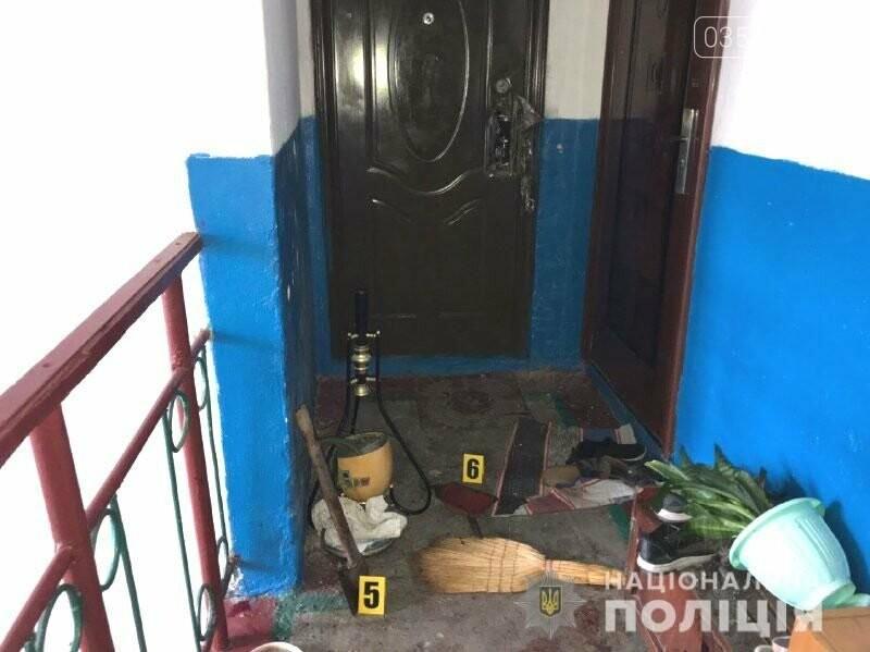 Спочатку зарубав сусіда, а потім спробував приховати сліди злочину (ФОТО), фото-3