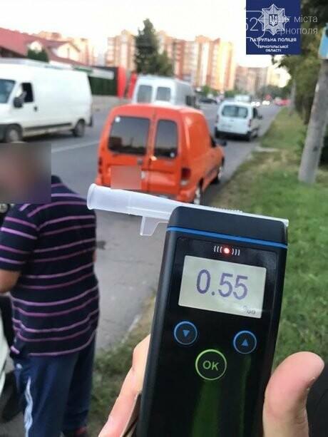 У Тернополі небайдужі допомогли спіймати п'яного водія (ФОТО), фото-1