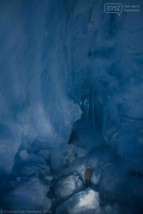 Неймовірні фото льодової печери в Антарктиді показали українські полярники (ФОТО), фото-5