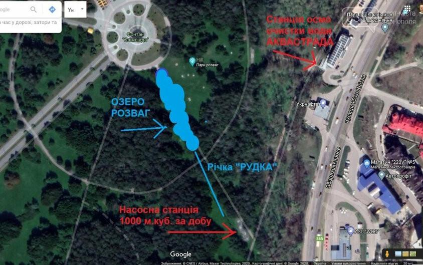 Тернополянин ініціює створення ще одного ставу в Тернополі у парку на Східному, фото-1