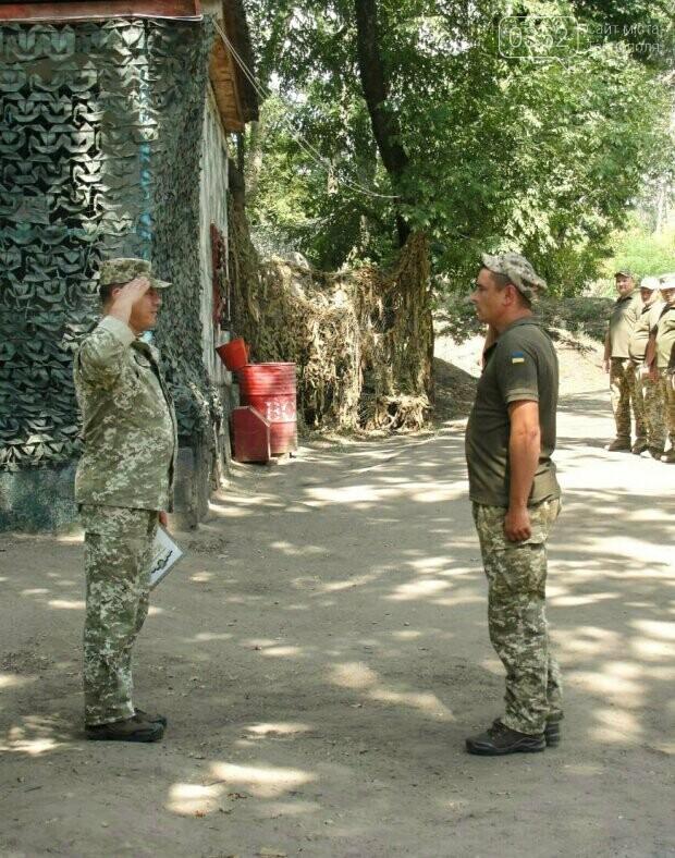 Військовим з Тернополя вручили нагороди в зоні ООС (ФОТО), фото-1