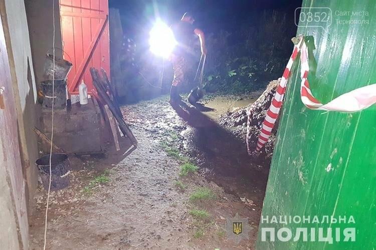 Жінка з Тернопільщини викинула свою новонароджену дитину в дворовий туалет (ФОТО), фото-1