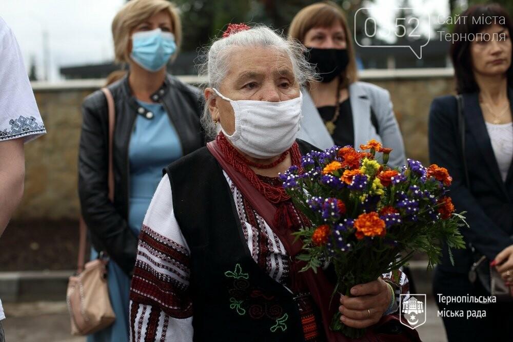 У Тернополі на Микулинецькому кладовищі вшанували пам'ять загиблих воїнів (ФОТО), фото-2